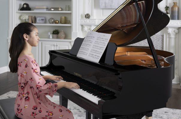 Baby Grand Piano and granpiano5